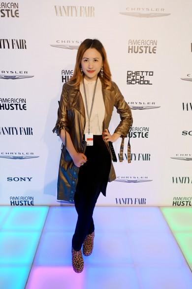 Vanity Fair Social Club and It Girl Styles During Academy Awards Week