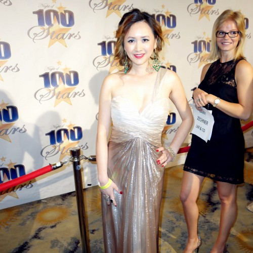 It Girls & It Boys at Norby Walters 24th Night of 100 Stars Oscars Red Carpet