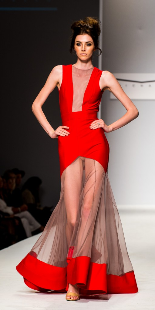 Celebrity Designer Michael Costello Stunned The Audience