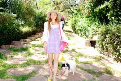 Lush Bel Air Garden Walk