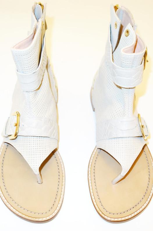 Stuart Weitzman Cuff Sandal