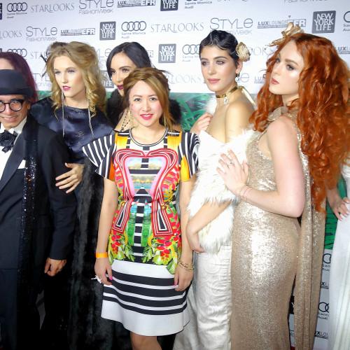 Top 15 Reasons LA Fashion Week FW'15 is a Phenomenal Feast