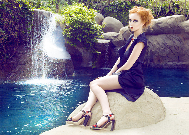 It Girl Styles Lookbook High Fashion Shoes